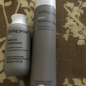 Living Proof No Frizz Humidity Shield Conditioner